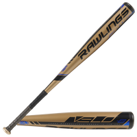 Rawlings Velo Youth Baseball Bat - Grade School - Gold