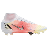 Nike Superfly 8 Elite MDS FG - Men's - White / Yellow