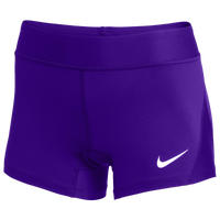 Nike Team Hyperelite Shorts - Women's - Purple