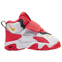 Nike Air Speed Turf - Boys' Toddler - White / Red