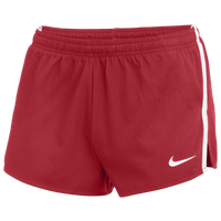 "Nike Team Fast 2"" Shorts - Men's - Red"