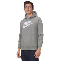 Nike GX Club Hoodie - Men's - Grey