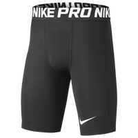Nike PRO COOL Shorts - Boys' Grade School - Black