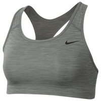 Nike Pro Swoosh Medium Bra - Women's - Grey
