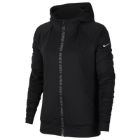 Nike Pro Warm Full-Zip - Women's - Black