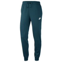 Nike Swoosh Brush Back Fleece Pant - Women's - Aqua