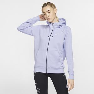 nike hoodie lavender