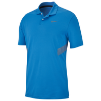 Nike Dry Vapor Reflect Golf Polo - Men's - Blue
