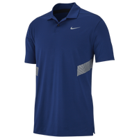 Nike Dry Vapor Reflect Golf Polo - Men's - Navy