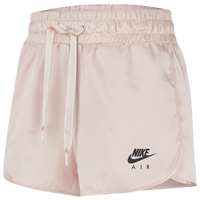 Nike Satin Air Shorts - Women's - Pink