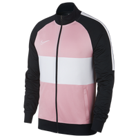 Nike Academy Track Jacket - Men's - Pink / Black