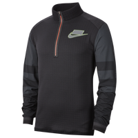 Nike Wild Run Midlayer Long Sleeve - Men's - Black
