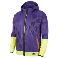 Nike Wild Run Shield Jacket - Men's - Purple