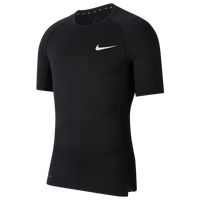 Nike Pro Compression Top - Men's - Black