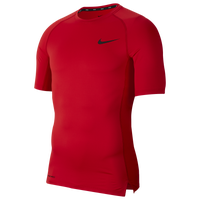 Nike Pro Compression Top - Men's - Red