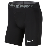 "Nike Pro 6"" Shorts - Men's - Black"