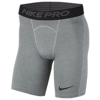 "Nike Pro 9"" Shorts - Men's - Grey"