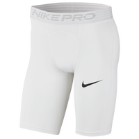 "Nike Pro 9"" Shorts - Men's - White"