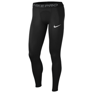 Nike Pro Compression Tights - Men's - Black/White