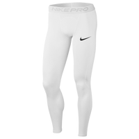 Nike Pro Compression Tights - Men's - White