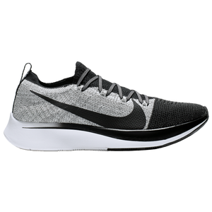 Nike Zoom Fly Flyknit - Men's - Black/Black/White