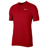 Nike Dry Victory Blade Golf Polo - Men's - Red