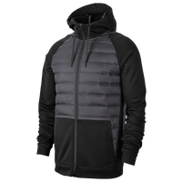 Nike Therma F/Z Winterized Jacket - Men's - Black