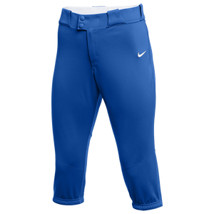 Nike Team Vapor Select Pants - Women's - Royal/White