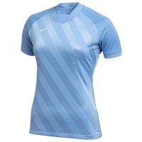Nike Team Challenge III Jersey - Women's - Light Blue / Light Blue