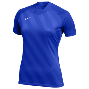 Nike Team Challenge III Jersey - Women's - Game Royal/Game Royal/White