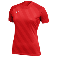 Nike Team Challenge III Jersey - Women's - Red / Red