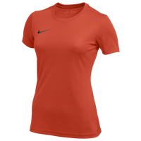 Nike Team Park VII S/S Jersey - Women's - Orange