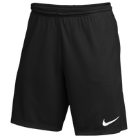 Nike Team Dry Park III Shorts - Men's - Black
