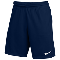 Nike Team Dry Park III Shorts - Men's - Navy
