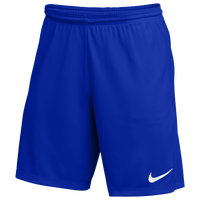 Nike Team Dry Park III Shorts - Men's - Blue