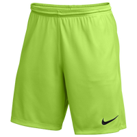 Nike Team Dry Park III Shorts - Men's - Green