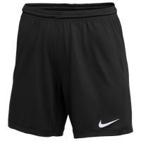 Nike Team Dry Park III Shorts - Women's - Black