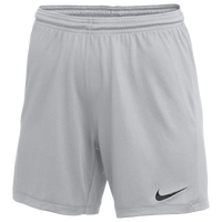 Nike Team Dry Park III Shorts - Women's - Grey