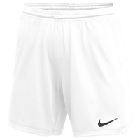 Nike Team Dry Park III Shorts - Women's - White