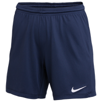 Nike Team Dry Park III Shorts - Women's - Navy