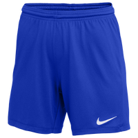 Nike Team Dry Park III Shorts - Women's - Blue