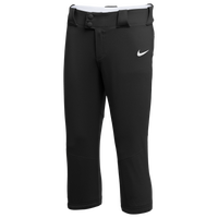 Nike Team Vapor Select Pants - Girls' Grade School - Black