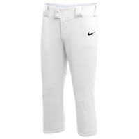 Nike Team Vapor Select Pants - Girls' Grade School - White
