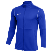 Nike Team Dry Park 20 Track Jacket - Men's - Blue