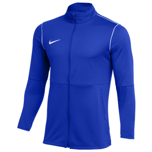 Nike Team Dry Park 20 Track Jacket - Men's - Royal Blue/White
