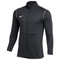 Nike Team Dry Park 20 Track Jacket - Boys' Grade School - Black