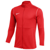 Nike Team Dry Park 20 Track Jacket - Boys' Grade School - Red