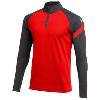 Nike Team Academy 20 Drill Top - Men's - Red / Grey