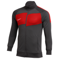 Nike Team Academy 20 Jacket - Men's - Grey / Red