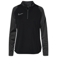 Nike Team Academy 20 Drill Top - Women's - Black